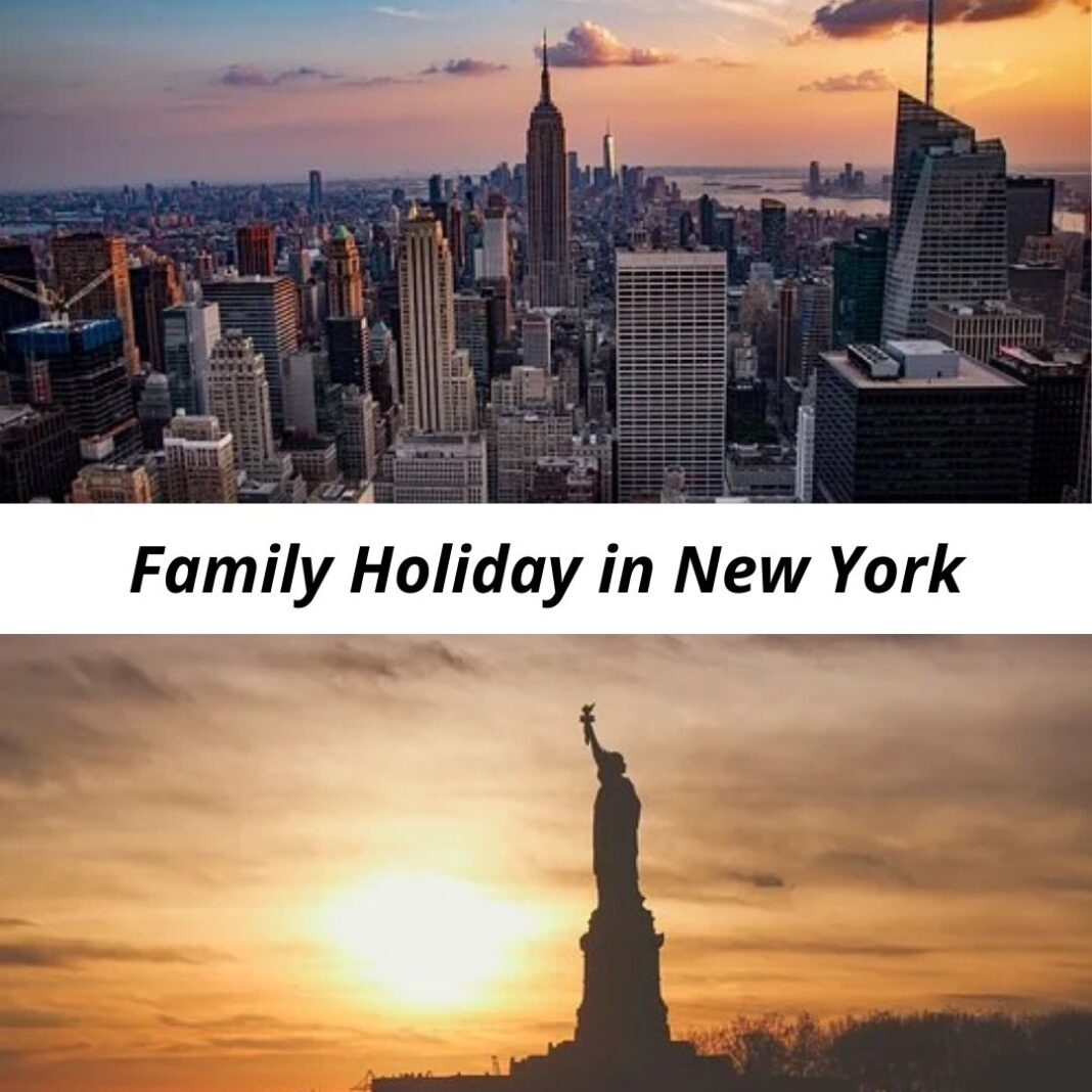 Family Holiday in New York